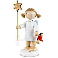 Engel mit Stern und Puppe Jubiläumsedition 2015
