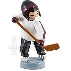 Eishockeyspieler lila von Ulmik