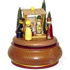 Spieldose Die Weihnachtsgeschichte