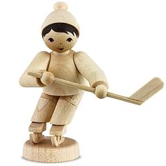 Eishockeyspieler kurfend natur