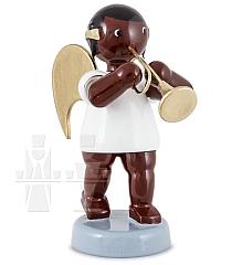 Afrikaner Engel mit Trompete 6 cm