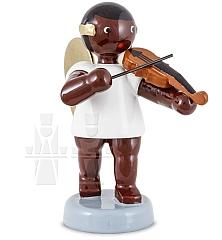 Afrikaner Engel mit Geige 6 cm