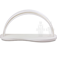 HI MACS LED Bogen weiß 47 cm breit