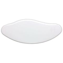 Vorleger für Holz Design LED Bogen weiß 57 cm breit