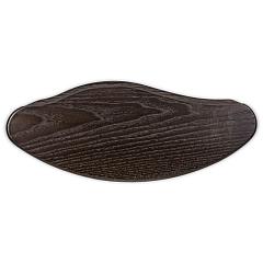 Vorleger für Holz Design LED Bogen dunkel 57 cm breit
