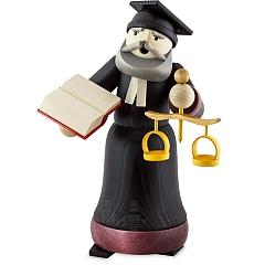 Räuchermann Advokat • gebeizt
