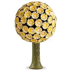 Blütenbaum gelb 8,5 cm