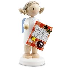 Engel mit Backbuch Nr. 13