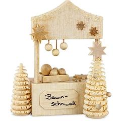 Baumschmuck Verkäufer Stand natur von Ulmik