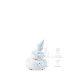 Baum weiß-schneeblau • 3 - stufig