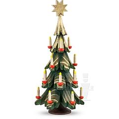 Weihnachtsbaum • gebeizt