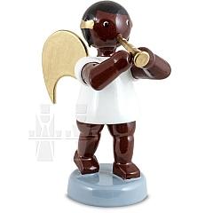 Afrikaner Engel mit Flöte 6 cm