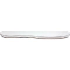 Dekofläche weiß für LED Bogen Oberteil