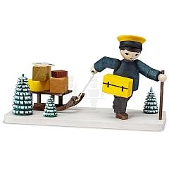 Postbote gebeizt von Ulmik