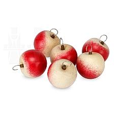 Äpfel 6 Stück mit Haken
