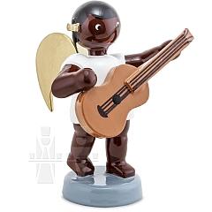 Afrikaner Engel mit Gitarre 6 cm