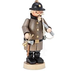 Räuchermann Historischer Feuerwehrmann