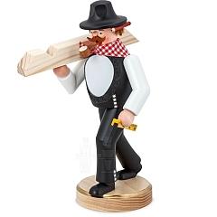 Smoking Man Carpenter