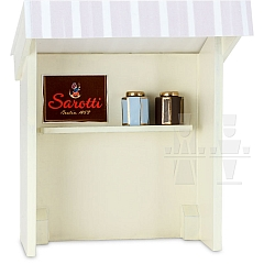 Chocolate Shop Booth