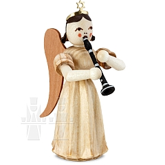Angel long skirt with clarinet