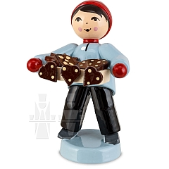 Boy with Gingerbread Belly Shop red from Ulmik