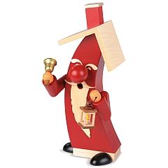 Räucherfigur Modern Weihnachtsmann
