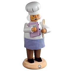 Räuchermann groß Koch