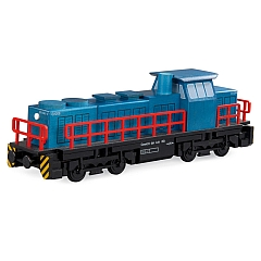 Diesellokomotive Holzmodell M1:60 für Räucherkerzen