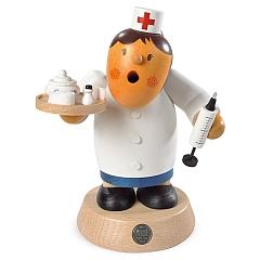 Räuchermann Müllerchen® Krankenschwester