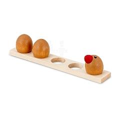 Eierbord für Hühnerei und Hahn
