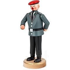 Räuchermann Bundeswehrsoldat