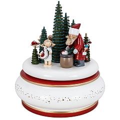Spieldose Das Weihnachtsfest
