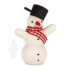 Schneemannjunge gebeizt von Ulmik