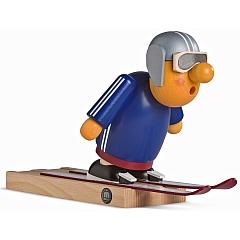 Räuchermann Müllerchen® Skispringer