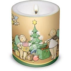Kerze Wendt & Kühn Weihnachtszauber