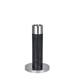 Stelenleuchter schwarz 13 cm