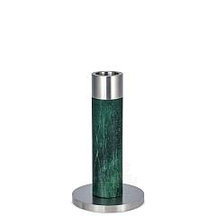 Stelenleuchter grün 13 cm