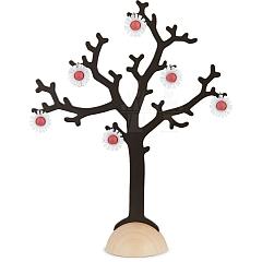 Blüten mit Haken für Apfelbaum zum Wicht von Näumanns