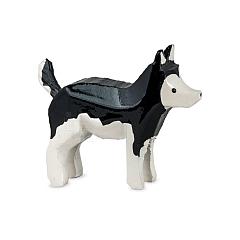 Huskey schwarz-beige von Ulmik