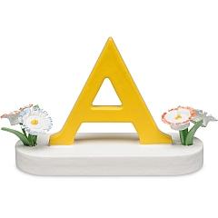 Wendt & Kühn Buchstaben A bis Z mit Blumen