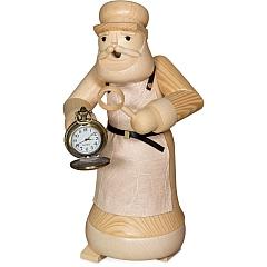Räuchermann Uhrmacher natur von Ulmik
