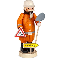 German Smoker Road builder