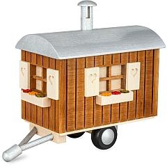Smoker caravan