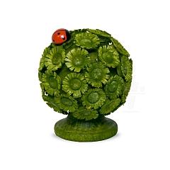Kugelbäumchen mit Marienkäfer 2,7 cm