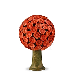 Blütenbaum orange 6 cm