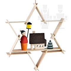 Baumbehang Laternenkind mit Haus