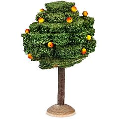 Apfelbaum groß als Miniatur von Günter Reichel