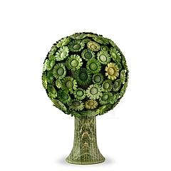 Blütenbaum grün 6 cm